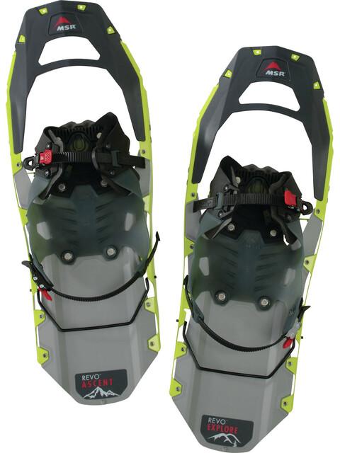 MSR Revo Explore 22 Snowshoes Men Chartreuse